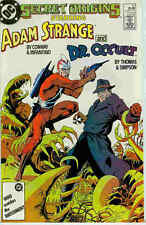 Secret ORIGINS # 17 (Adam Strange, Dottor Occult) (USA, 1987)