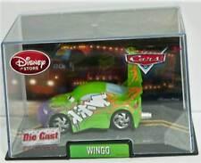 Disney Store Pixar Cars 1 Wingo Die Cast Car Collector Case RARE SOLD OUT
