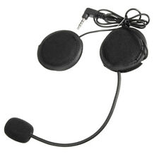 Headset Earphone For 1000M Motorcycle Helmet Intercom Headset With Bluetooth Fun