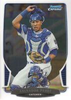 2013 Bowman Chrome Baseball #132 Salvador Perez Kansas City Royals