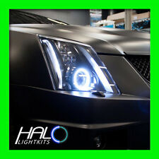 ORACLE LIGHTING 2009-2014 Cadillac CTS-V PLASMA WHITE Headlight Halo Ring Kit