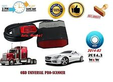 2014 R2 CAR TRUCK AUTO DIAGNOSTIC OBD SCANNER SOFTWARE BEST TOOL IN UK