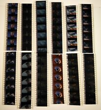 James And The Giant Peach (1996) 12 x 35mm Film Cells Strips Frames Movie Cinema