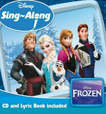 Various Artists : Frozen: Disney Sing-along CD (2014)
