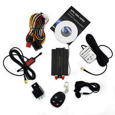 NEW Real Time GPS Tracker GSM GPRS SMS System Car Vehicle Tracking Alarm Device