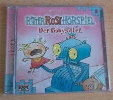 * Ritter Rost Der Babysitter *CD  Ritter Rost Hörspiel 9