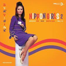 Nippon Girls 2 - Japanese Pop, Beat & Rock'n'Roll 1965-1970 (CDWIKD 321)