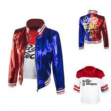 Theme Harley Quinn Style Jackets, Coats & Cloaks