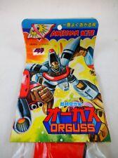 80's Ohsato Japan Orguss Orgroid American Kite MISB Takatoku Robotech Macross