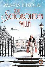 Die Schokoladenvilla: Roman (Die Schokoladen-Saga, Band ... | Buch | Zustand gut