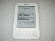 """Amazon Kindle Keyboard 3, Wi-Fi + 3G, 6"""", 4GB, D00901 - White"""