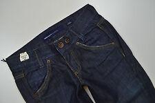 *202 NEU MISS SIXTY Damen Hüft Hose Jeans KAREN L00B40  Reg Slim  W 25/ L 34