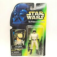 Kenner Star Wars Power Of The Force AT ST Driver Action Figure 1996