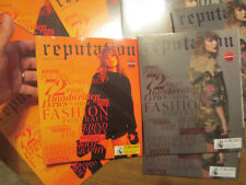 Taylor Swift Reputation CD + Target Exclusive Magazine Vol 1 & 2 SET COMPLETE