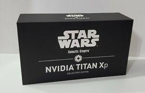 NVIDIA Titan Xp Star Wars Galactic Empire Collector's Edition in Original Box