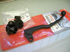 FRONT DRUM BRAKE LEVER HOLDER BRACKET SR 500 T FRENO A TAMBURO leva del freno + supporto