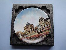 La Cathedrale Notre-Dame Louis Dali Porcelain De Limoges France