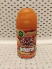 Limited Air Wick Freshmatic Ultra Pumpkin Spiced Latte Spray Refill
