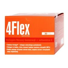 4 FLEX - 30 sachets - COLLAGEN HYDROLYZATE FORTIGEL (NEW GENERATION COLLAGEN)