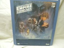 Star Wars The Empire Strikes Back CED Capact Electronic Disc Stereo CBS Fox