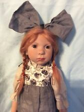 New Listingzwergnase doll Mimi Luis 2008 Christmas Doll