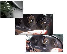 Tachohaken Tachoabdeckung Mercedes-Benz Kombiinstrument ausbauen Tachohaken