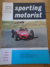 Sporting Motorist Dec 1961 Lotus Super Seven