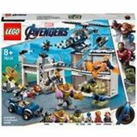 LEGO 76131 Marvel Avengers Compound Battle Set