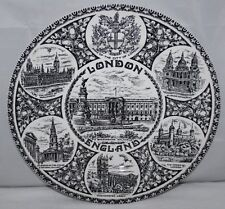 """Wood & Sons - London, England - 10"""" Collectors Plate - vgc"""