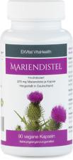 Mariendistel - 80% Silymarin Anteil, hoch konzentriert, 90 vegane Kapseln