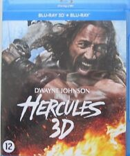 HERCULES  -  3D - BLU-RAY - 3D+2D (2 DISC COMBIPACK)