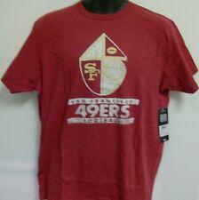 da8140bfd San Francisco 49ers Football NFL Short Sleeve T-shirt-size Medium