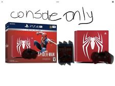 Spider-Man PS4 Pro Limited Edition Console Only No Game Or Controller