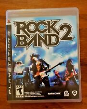 ROCK BAND 2 – SONY PLAYSTATION 3 (PS3) – VIDEO GAME BY HARMONIX