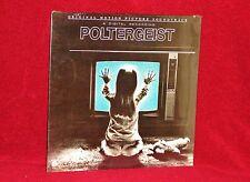 OST LP POLTERGEIST JERRY GOLDSMITH 1982 MGM SEALED ORIGINAL PRESSING