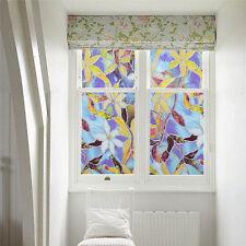 PVC Frosted Glass Film for Windows Shower Room Electrostatic Glue-free Bathroom
