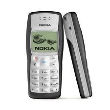 Nokia 1100 - Black Unlocked GSM900/1800MHz Mobile Phone