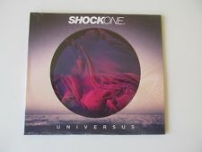 SHOCKONE UNIVERSUS CD VIPER RECORDINGS NEW & SEALED DRUM N BASS DUBSTEP METRIK