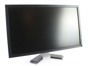 """Used Dell Professional 24"""" FHD Widescreen LED LCD P2411HB Monitor X783"""