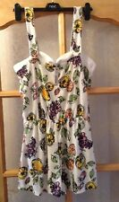 BNWT🌹River Island🌹Size 12 Floral Playsuit All In One, New, Holidays, Beach New