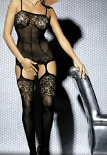 Bodystocking TUTA  INTIMO DONNA SEXY LINGERIE HOT TUTA A RETE 140-