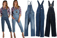 Vintage Long Denim Dungarees Workwear Overalls Grade A Wholesale Job Lot x10