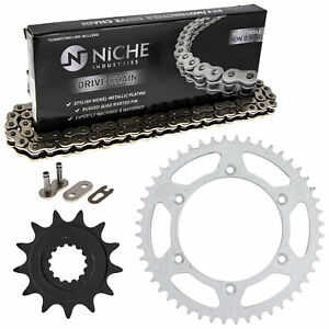 Sprocket Chain Set for Gas Gas EC 300 200 R 13/48 Tooth 520 Front Rear Kit Combo