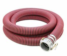 "3"" ID RED KANAFLEX 300 EPDM SEPTIC & WATER SUCTION HOSE - 25 FT"