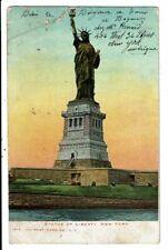 CPA-Carte Postale -USA - New York - Statue de la Liberté  en 1906 VM7761