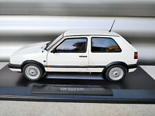VW Golf 2 GTI G60 weiss white 188443 Norev 1:18 NEW