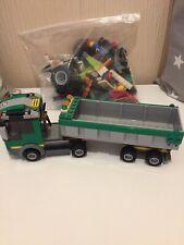 Konvolut Lego & Lego LKW