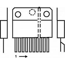 2 pièces Amplifier, vidéo, Amplificateurs, Video Output Ampl .9, tda6111q-phi, TOP