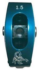 Scorpion Racing Products 1028 Roller Rocker Arm Set SBC 1.5/1.6 Ratio 7/16 Stud
