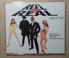 Reel 2 Real - Jazz It Up (1996 CD Single)